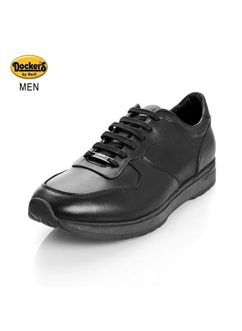 Dockers by Gerli Hakiki Deri Ayakkabı Siyah